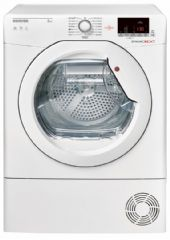 Hoover 8kg 'B' Rated Dynamic Next Smart Condenser Tumble Dryer DXC8DE-80 (White)